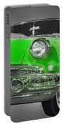 1956 Buick Special Riviera Coupe-green Portable Battery Charger