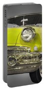 1956 Buick Special Riviera Coupe-yellow Portable Battery Charger