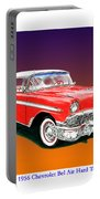 1956 Chevrolet Bel Air Ht Portable Battery Charger