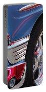 1956 Chevrolet Handyman Wagon Wheel -179c Portable Battery Charger