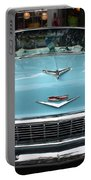 1956 Chevy Bel-air Portable Battery Charger