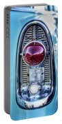 1956 Chevy Bel-air Taillight  Portable Battery Charger