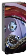 1956 Desoto Fireflite Convertible Steering Wheel Clock Portable Battery Charger