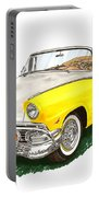 Ford Sunliner Convertible Portable Battery Charger