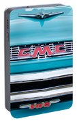 1956 Gmc 100 Deluxe Edition Pickup Truck Portable Battery Charger