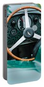 1957 Aston Martin Dbr2 Steering Wheel Portable Battery Charger
