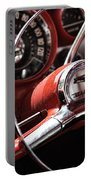 1957 Chevrolet Bel Air Steering Wheel Portable Battery Charger