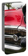 1957 Chevy Bel Air Front End Portable Battery Charger
