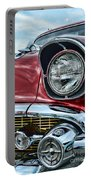 1957 Chevy - My Classic Car Portable Battery Charger