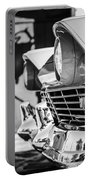 1957 Ford Fairlane Grille -205bw Portable Battery Charger