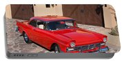 1957 Ford Fairlane Portable Battery Charger