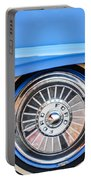 1957 Ford Fairlane Wheel Portable Battery Charger