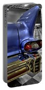 1958 Cadillac Deville Taillight Portable Battery Charger
