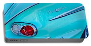 1958 Chevrolet Belair Taillight 2 Portable Battery Charger