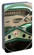 1958 Chevrolet Impala Steering Wheel Portable Battery Charger