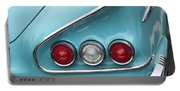 1958 Chevrolet Impala Taillights  Portable Battery Charger