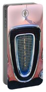 1958 Edsel Pacer Grille Emblem Portable Battery Charger
