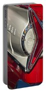 1958 Edsel Wagon Tail Light Portable Battery Charger