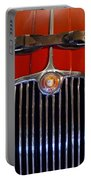 1958 Jaguar Xk150 Roadster Grille Emblem Portable Battery Charger