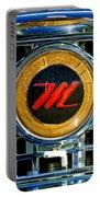 1958 Nash Metropolitan Hood Ornament 3 Portable Battery Charger