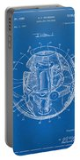 1958 Space Satellite Structure Patent Blueprint Portable Battery Charger