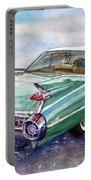 1959 Cadillac Cruising Portable Battery Charger