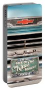 1959 Chevrolet Apache 012315 Portable Battery Charger