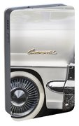 1959 Lincoln Continental Portable Battery Charger