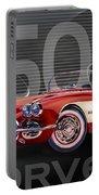 1960 Corvette Portable Battery Charger