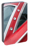 1960 Ford Galaxie Starliner Portable Battery Charger