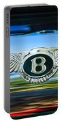 1961 Bentley S2 Continental - Flying Spur - Emblem Portable Battery Charger