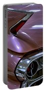 1961 Cadillac Coupe 62 Taillight Portable Battery Charger