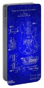 1961 Fender Guitar Portable Battery Charger