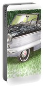 1961 Nash Metro Convertible Portable Battery Charger