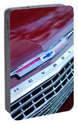 1962 Chevrolet Impala Ss Grille Portable Battery Charger