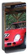 1962 Ferrari 250 Gto  Portable Battery Charger