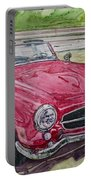 1962 Mercedes Benz 190sl Portable Battery Charger