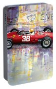 1962 Ricardo Rodriguez Ferrari 156 Portable Battery Charger