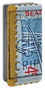 1962 Seattle World's Fair Stamp Portable Battery Charger