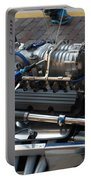 1962 V6 Lotus Engine Portable Battery Charger