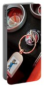 1963 Chevrolet Corvette Dashboard Portable Battery Charger