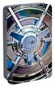 1963 Chevrolet Corvette Split Window Wheel -111c Portable Battery Charger