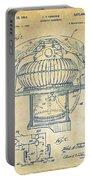 1963 Jukebox Patent Artwork - Vintage Portable Battery Charger