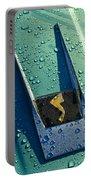 1963 Studebaker Avanti Hood Ornament Portable Battery Charger by Jill Reger