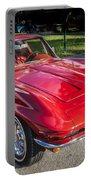 1964 Chevy Corvette Coupe  Portable Battery Charger