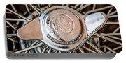1964 Shelby 289 Cobra Wheel Emblem -0666c Portable Battery Charger