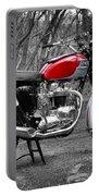 1964 Steve Mcqueen Isdt Portable Battery Charger