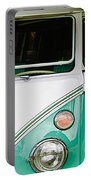 1964 Volkswagen Vw Samba 21 Window Bus Portable Battery Charger