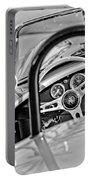 1965 Ac Cobra Steering Wheel Portable Battery Charger