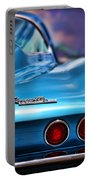 1965 Chevrolet Corvette Stingray Portable Battery Charger